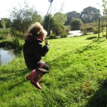 The ever popular Rope Swings