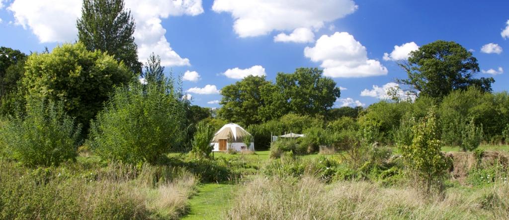 yurt for slider