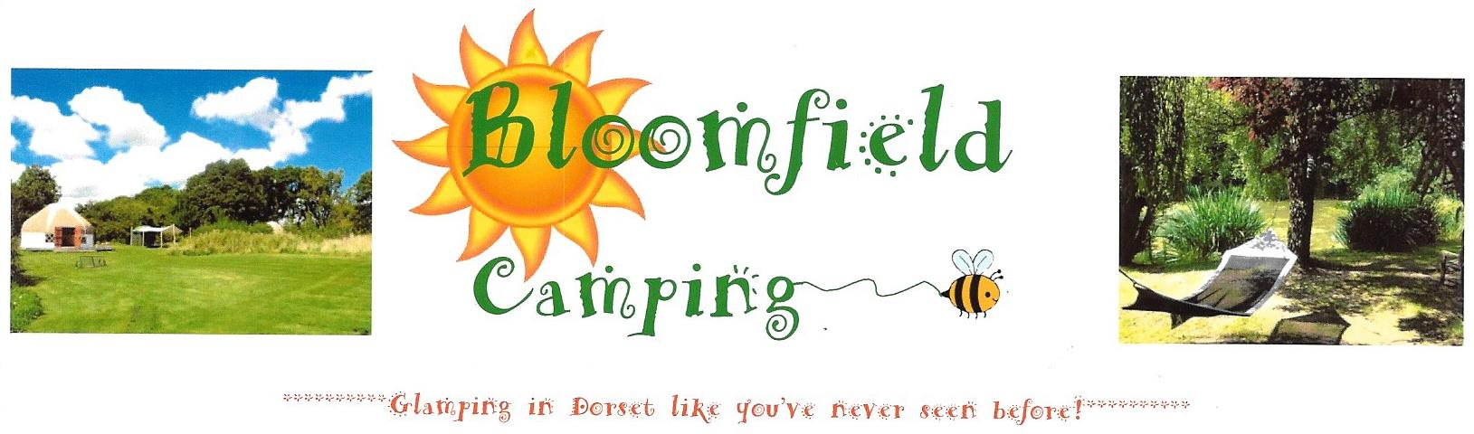 Bloomfield Camping Logo